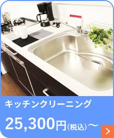 キッチンクリーニング 16,500円(税込)~