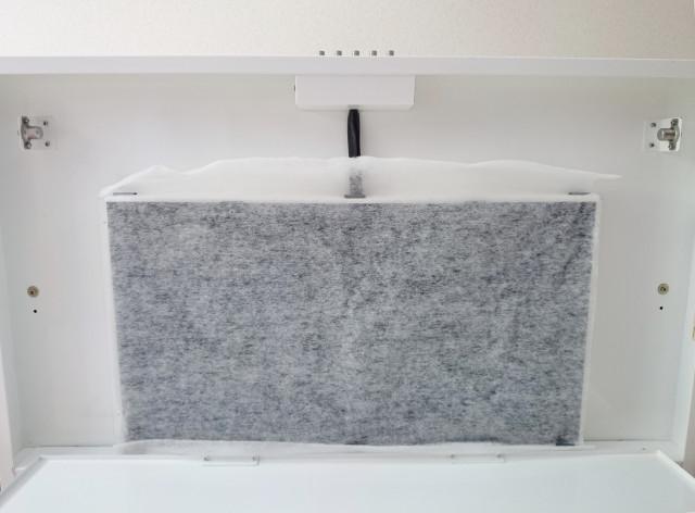 不織布フィルター・ガラス繊維フィルター