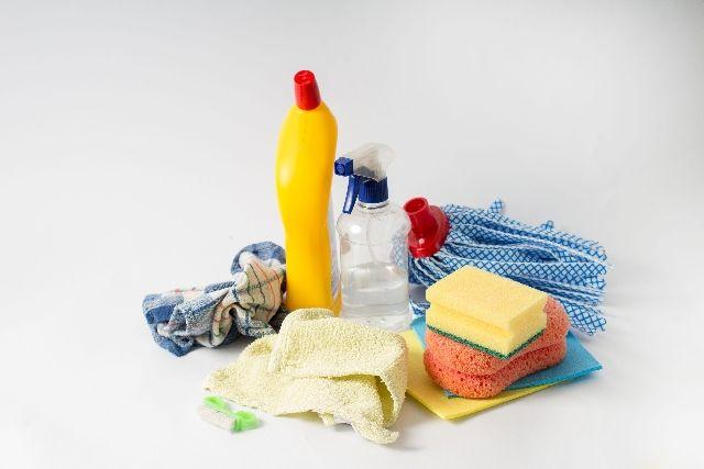 様々な清掃用具